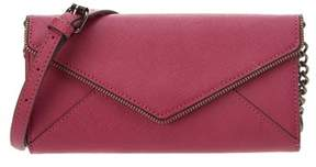 Rebecca Minkoff Cleo Chain Wallet. - BERRY - STYLE