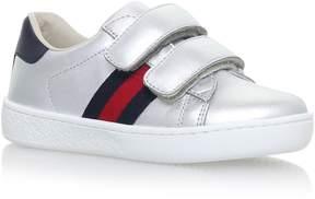 Gucci New Ace Metallic Sneakers
