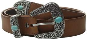 Ariat Turquoise Stone Belt Women's Belts
