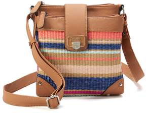 Rosetti Double Time Crossbody Bag