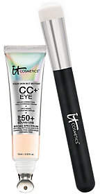 It Cosmetics CC Eye Physical SPF 50 Concealer with Eraser Brush