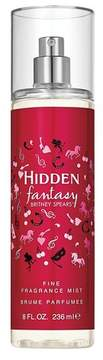 Hidden Fantasy By Britney Spears Fine Fragrance Mist Women's Perfume - 8.0 fl oz