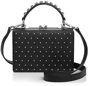 Nasty Gal Girl Boxx Trunk Studded Crossbody