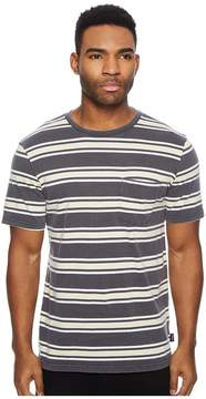 Brixton Hilt Washed Short Sleeve Pocket Knit Men's Short Sleeve Knit