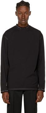 Acne Studios Black Long Sleeve Greta T-Shirt