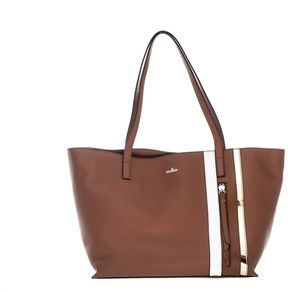 Hogan Shopping Bag Brown