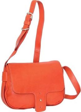 Nino Bossi Hanna Leather Crossbody Bag (Women's)