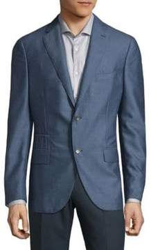 Luciano Barbera Notch Lapels Cashmere Sportcoats