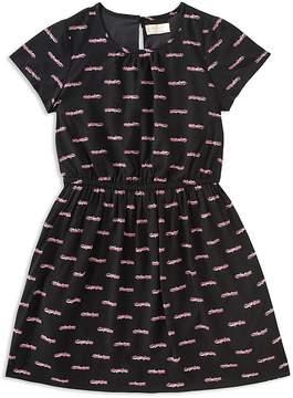 Kate Spade Girls' Hot Rod Dress - Big Kid