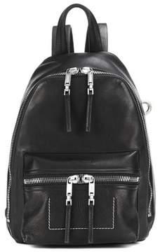 Rick Owens Mini leather backpack