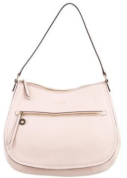 Kate Spade Pebbled Leather Bag - PINK - STYLE
