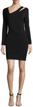 Alexia Admor Women's Asymmetrical Cocktail Dress