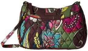 Vera Bradley Little Crossbody Cross Body Handbags - AUTUMN LEAVES - STYLE
