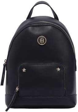 Tommy Hilfiger Saffiano Faux Leather Backpack