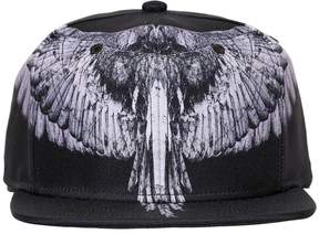 Marcelo Burlon County of Milan Wings Printed Tech Fabric Baseball Hat