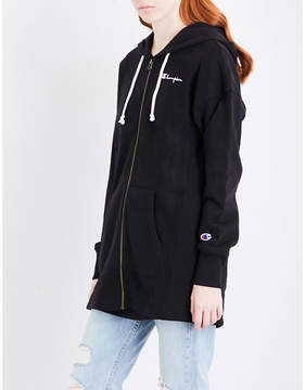 Champion Oversized cotton-blend hoody