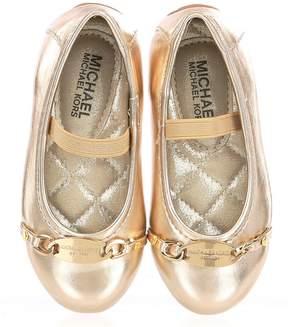 MICHAEL Michael Kors Girls Rover Reeder-T Ballet Flats