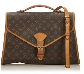 Louis Vuitton Pre-owned: Monogram Beverly Briefcase.