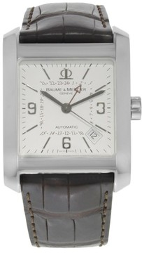 Baume & Mercier Classima Executives MOA08685 Stainless Steel Automatic 34mm Mens Watch