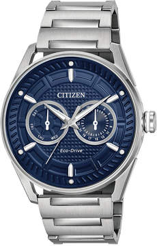 Citizen Drive from Eco-Drive Men's Stainless Steel Bracelet Watch 42mm
