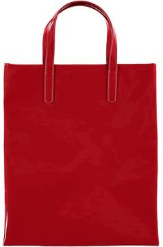 Forever 21 Faux Patent Leather Tote