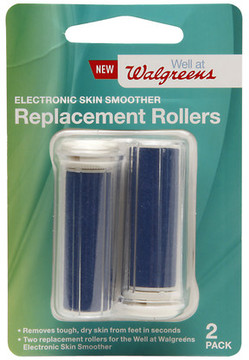 Walgreens Electronic Foot Smoother Refills