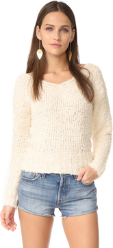 Elizabeth and James Wyatt V Neck Sweater