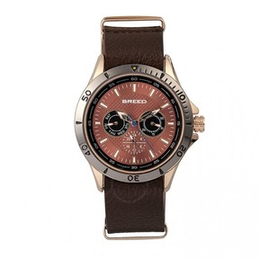 Breed Dixon Bronze Dial Men's Watch