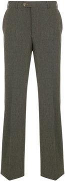 Armani Collezioni straight-leg trousers