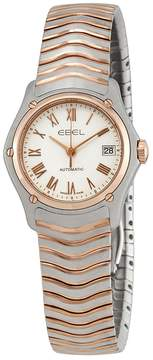 Ebel Classic Automatic White Dial Ladies Watch