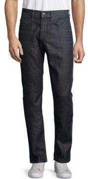 Joe's Jeans Buttoned Cotton Denim Jeans