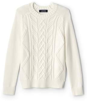 Lands' End Lands'end Boys Drifter Sweater