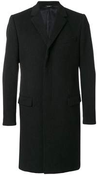 Dolce & Gabbana single breasted coat