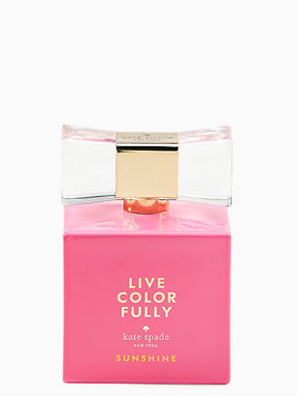 Live colorfully sunshine 3.4OZ spray