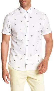 Original Penguin Safari Print Slim Fit Shirt