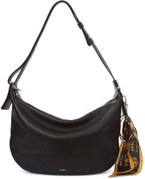 DKNY Hobo with Scarf Keychain, Created for Macy's