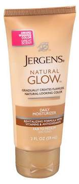 Jergens Natural Glow Daily Moisturizer Lotion Fair to Medium