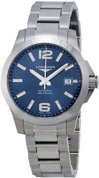 Longines Conquest Automatic Blue Dial Men's Watch