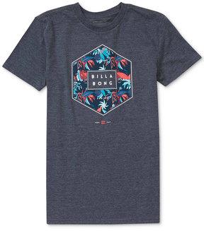Billabong Graphic-Print Cotton T-Shirt, Big Boys (8-20)