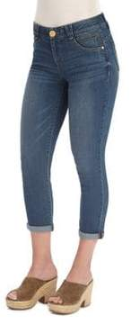 Democracy Absolut Cropped Skinny Jeans