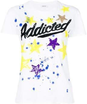 P.A.R.O.S.H. Addicted star T-shirt