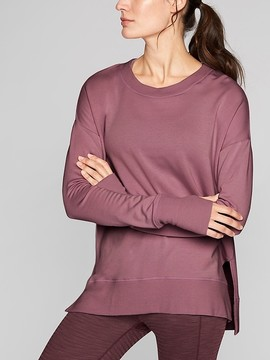 Athleta Coaster Luxe Sweatshirt