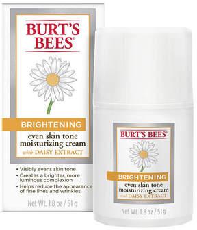 Brightening Even-Tone Moisturizing Cream by Burt's Bees (1.8oz Cream)