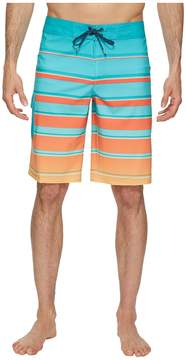 Billabong All Day X Stripe Boardshorts Men's Swimwear