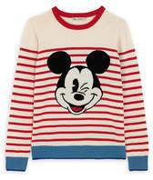 Disney Mickey Mouse Breton Sweater for Women by Cath Kidston