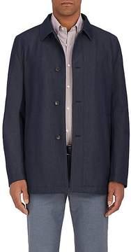 Loro Piana Men's Cotton-Wool Insulated Jacket