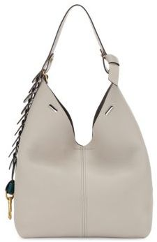 Anya Hindmarch The Bucket Leather Hobo Bag