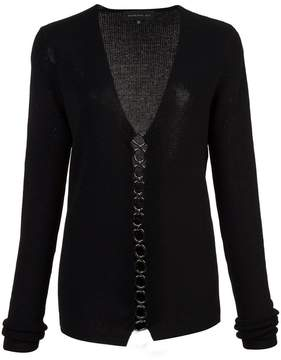 Barbara Bui chain front sweater