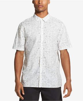 DKNY Men's Floral-Print Shirt