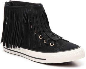 Converse Chuck Taylor All Star Fringe High-Top Sneaker - Women's's